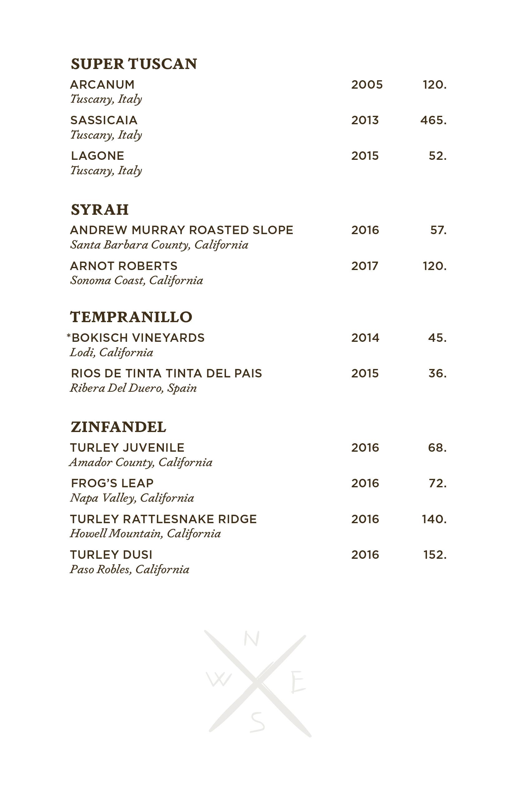 11.21.18 S&S Drink Book wine list 7